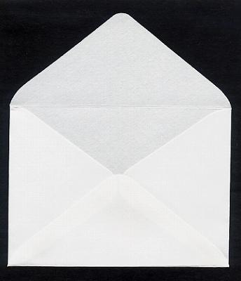 角封筒 白2